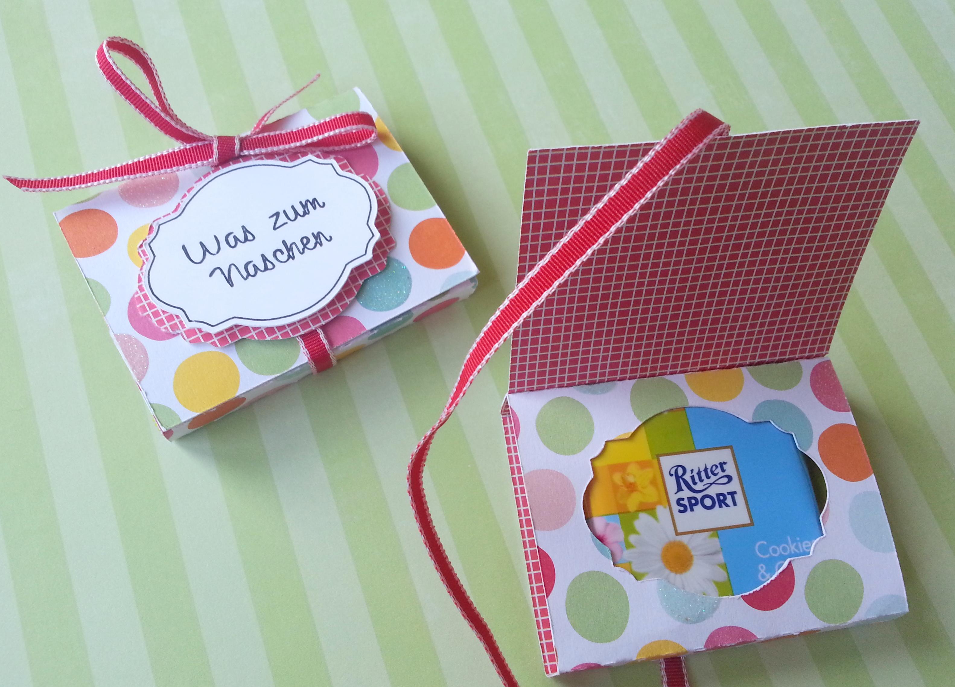 kleine geschenke erhalten die freundschaft scrapissima. Black Bedroom Furniture Sets. Home Design Ideas