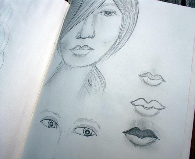 girl_skizze1